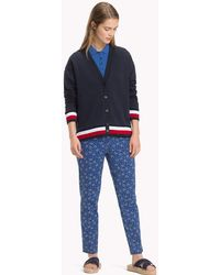 Tommy Hilfiger - Signature Tape Cardigan - Lyst