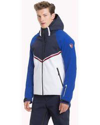 87d038525 Tommy Hilfiger X Rossignol Richard Ski Jacket in Blue for Men - Lyst