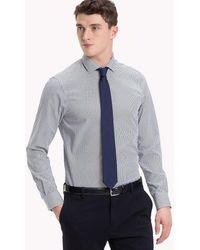 Tommy Hilfiger - Easy Iron Polka Dot Slim Fit Shirt - Lyst