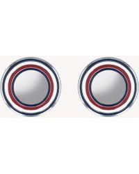 Tommy Hilfiger - Round Cufflinks - Lyst