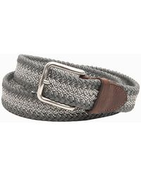 Tommy Bahama - Braided Stretch Webbed Belt - Lyst