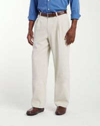 Tommy Bahama - New St. Thomas Relaxed Double-pleat Pants - Lyst