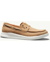 Tommy Bahama - Relaxology® Aeonian Perforated Slip-on Shoes - Lyst