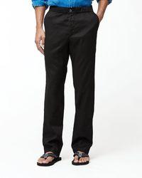 Tommy Bahama - Beach Linen Elastic-waist Pants - Lyst