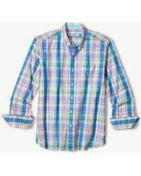 Tommy Bahama - Privada Plaid Shirt - Lyst