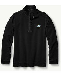 Tommy Bahama - Big & Tall Nfl Ben & Terry Coast Half-zip Sweatshirt - Lyst