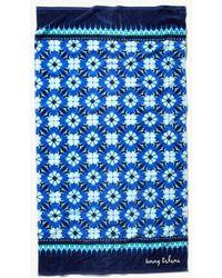 Tommy Bahama - Tide Dye Tiles Reversible Beach Towel - Lyst
