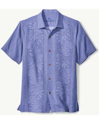 Tommy Bahama - Pacific Floral Camp Shirt - Lyst
