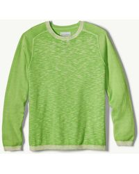 Tommy Bahama - Sea Breeze Reversible Crewneck Sweater - Lyst