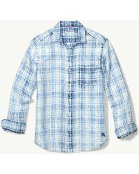 Tommy Bahama - Indigo Sun Fade Shirt - Lyst