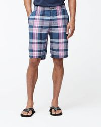 Tommy Bahama - Madras Point Plaid 10-inch Shorts - Lyst