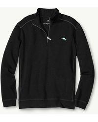 Tommy Bahama - Nassau Half-zip Sweatshirt - Lyst