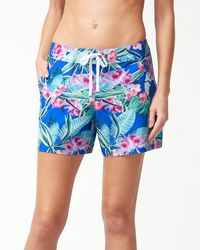 Tommy Bahama - Orchid Groves 5-inch Board Shorts - Lyst