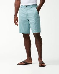Tommy Bahama - Key Isles 10-inch Cargo Shorts - Lyst