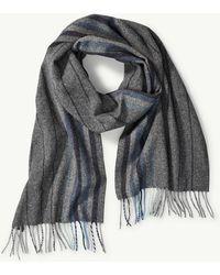 Tommy Bahama - Multi Stripe Wool Scarf - Lyst