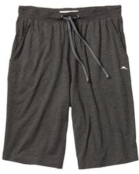 Tommy Bahama - Heathered Jersey-knit Lounge Shorts - Lyst