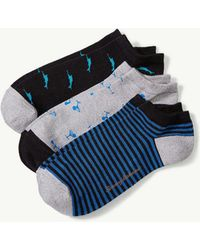 Tommy Bahama | All-over Print Socks - 3-pack | Lyst