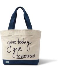 TOMS - Natural Give Today Transport Tote - Lyst