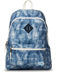 TOMS - Tie Dye Local Backpack - Lyst