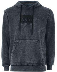 Antioch - Black Square Hoodie - Lyst
