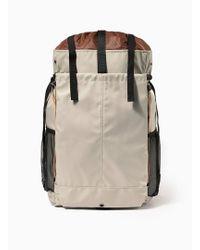 TOPMAN - Tone Tech Backpack - Lyst