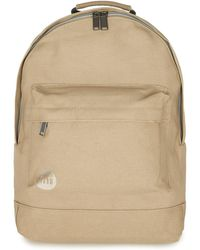 TOPMAN - Mi-pac Stone Canvas Backpack* - Lyst