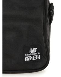 New Balance - Black Cross Body Bag - Lyst
