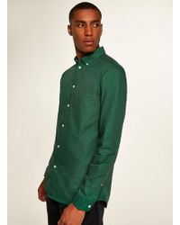 TOPMAN - Tommy Jeanstaping Shirt - Lyst