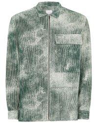 Topman | Ltd Khaki Preston Corduroy Overshirt | Lyst