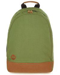 TOPMAN - Mi-pac Khaki Extra Large Backpack* - Lyst