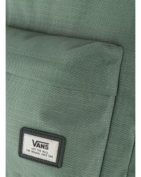 TOPMAN - Vans Mint Green Old Skool Backpack - Lyst