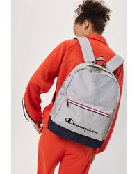 Champion - Logo Backpack By - Lyst