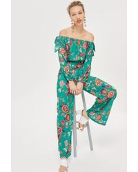 Love - Wide Leg Palazzo Trousers By - Lyst