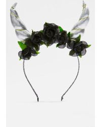 TOPSHOP - Halloween Folklore Fairy Horns - Lyst