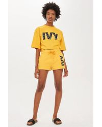 Ivy Park - Layer Logo Shorts By - Lyst