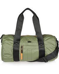 TOPSHOP - Hayden Bomber Barrel Bag - Lyst