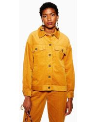Native Youth - Corduroy Jacket By - Lyst