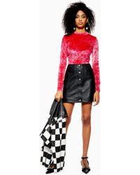 5c810dd049 Women's TOPSHOP Skirts - Lyst
