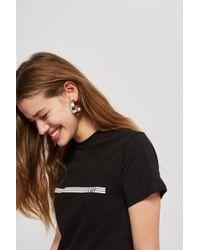 Love - 'bye' Slogan T-shirt By - Lyst
