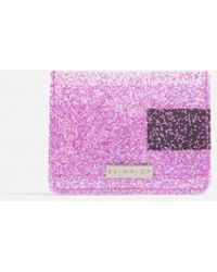 TOPSHOP - Glitter Bomb Card Holder By Skinnydip - Lyst