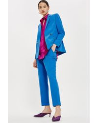TOPSHOP | Cigarette Suit Trousers | Lyst