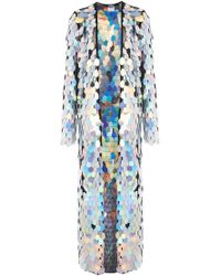 Jaded London - Festival Sequin Kimono By - Lyst