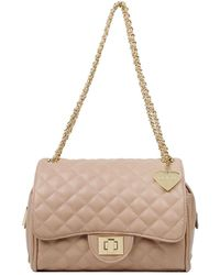 Marc B. - Knightsbridge Classic Quilted Crossbody Bag By - Lyst