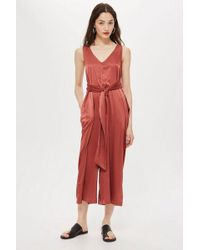 Native Youth - wide Leg Jumpsuit By - Lyst
