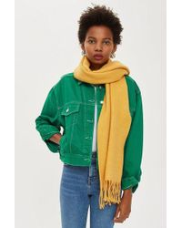 TOPSHOP - Supersoft Scarf - Lyst
