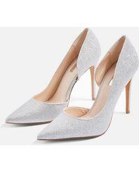 TOPSHOP - Court Shoes - Lyst