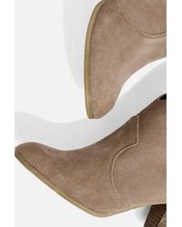 Miss Kg | Sade High Heel Ankle Boots By | Lyst