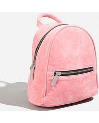 TOPSHOP - Effie Backpack By Skinnydip - Lyst