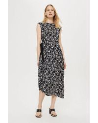 TOPSHOP - cut Out Shard Dress By Boutique - Lyst