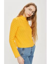 SELECTED - Cropped Jumper By - Lyst